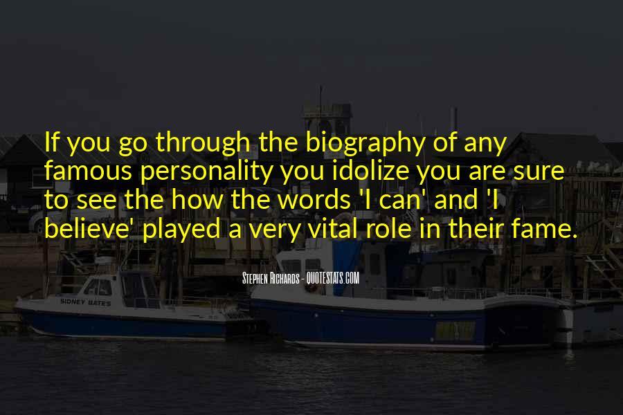 Famous Success Quotes #1261917