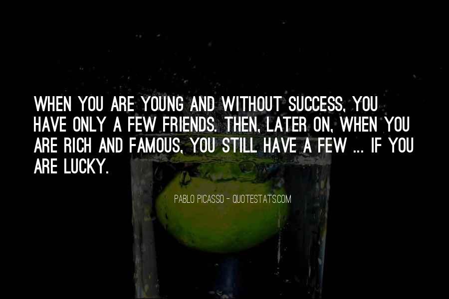 Famous Success Quotes #1313474