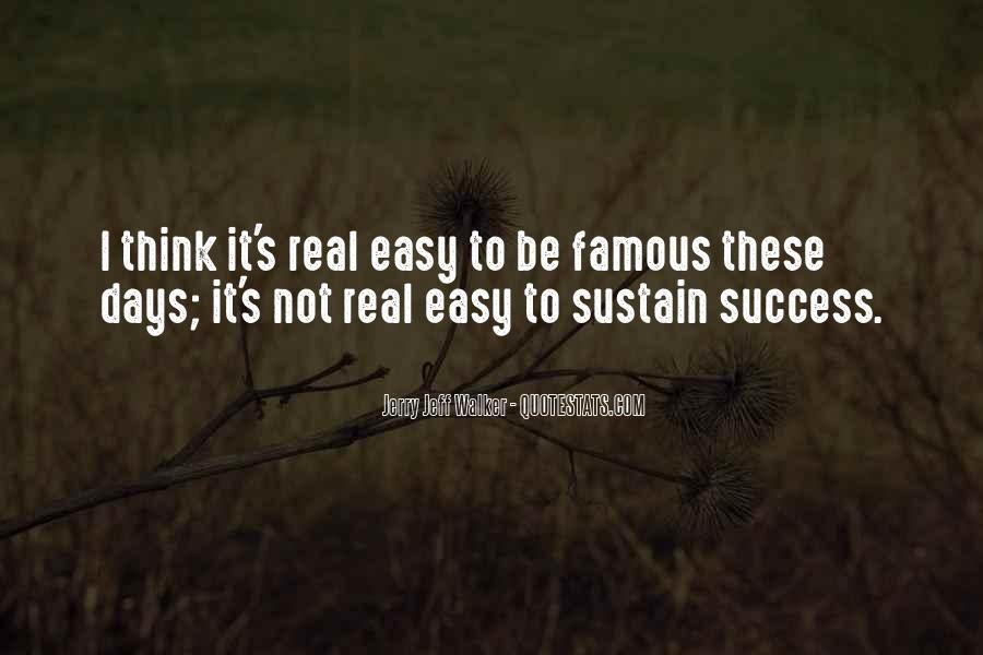 Famous Success Quotes #1315372