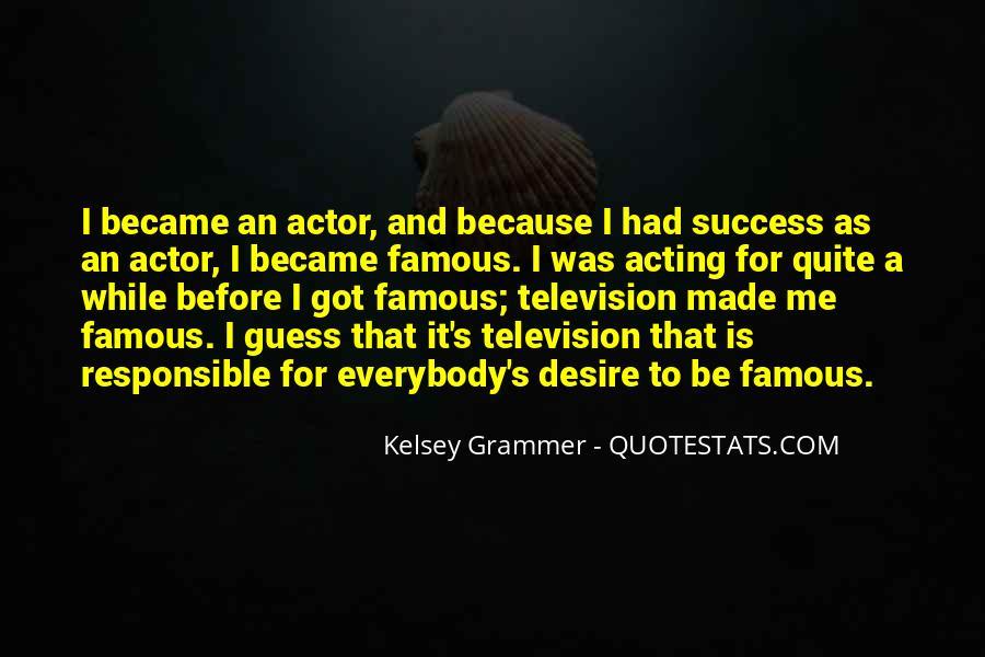 Famous Success Quotes #1522783