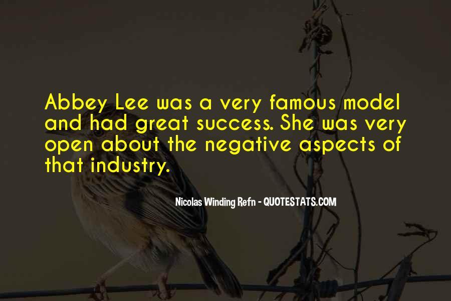 Famous Success Quotes #1841861