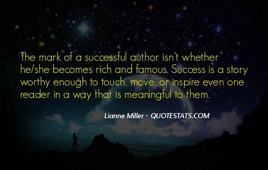 Famous Success Quotes #284809