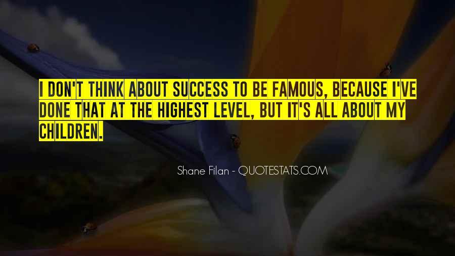 Famous Success Quotes #754317