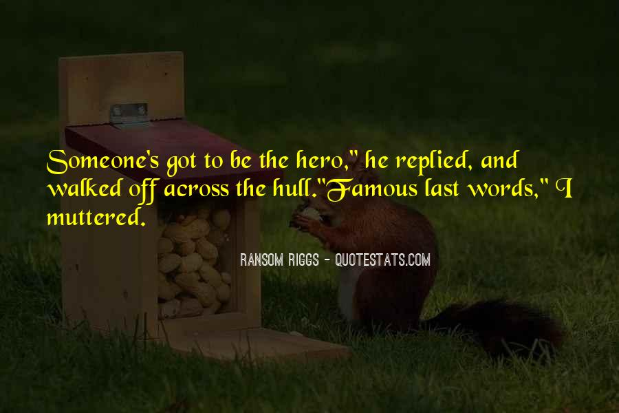 Famous The Last Of Us Quotes #895860