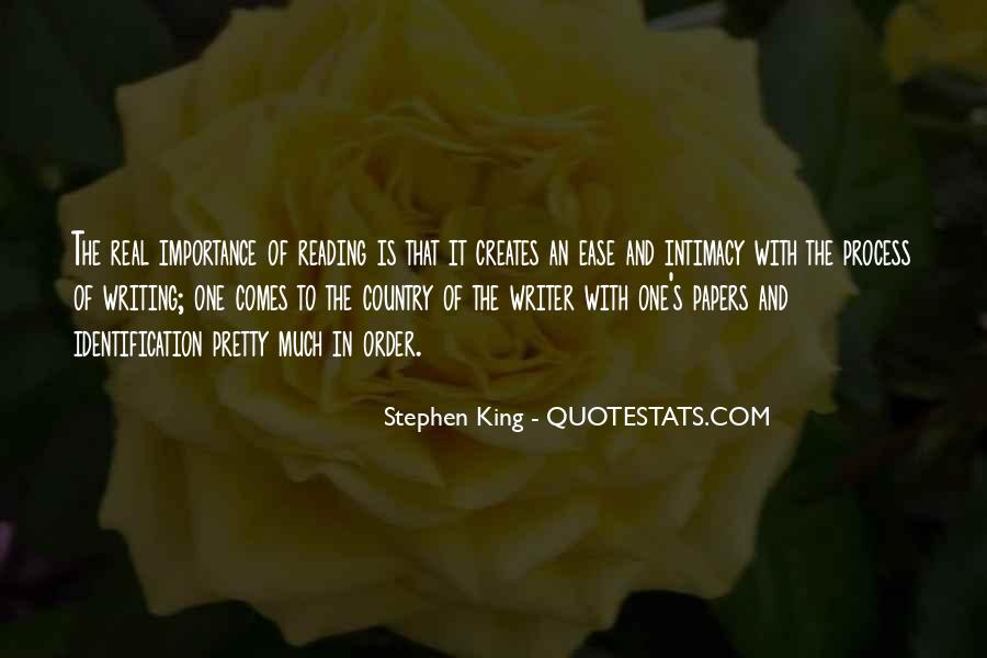 Quotes About The Importance Of Reading And Writing #640734
