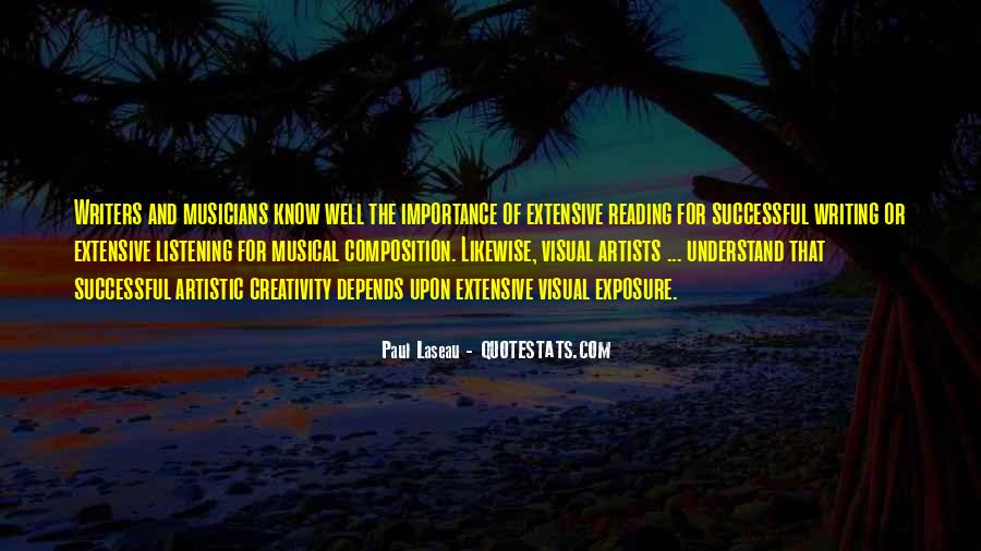 Quotes About The Importance Of Reading And Writing #826883