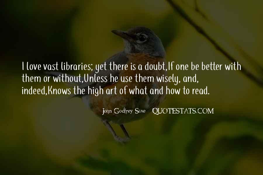 Quotes About The Importance Of Reading And Writing #864698