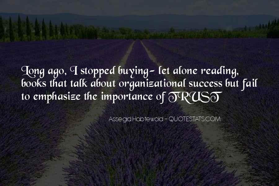Quotes About The Importance Of Reading #1122957