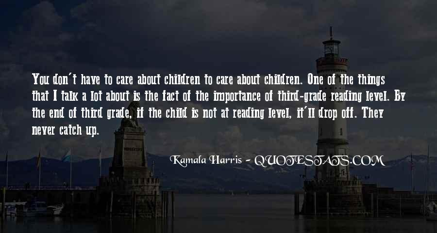 Quotes About The Importance Of Reading #1284959