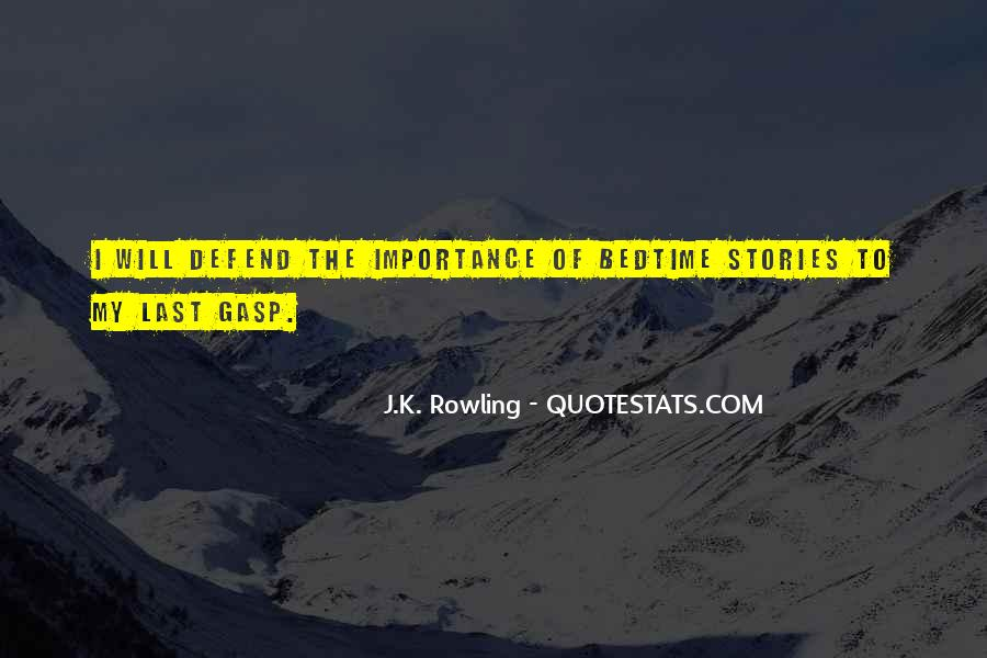 Quotes About The Importance Of Reading #1503236