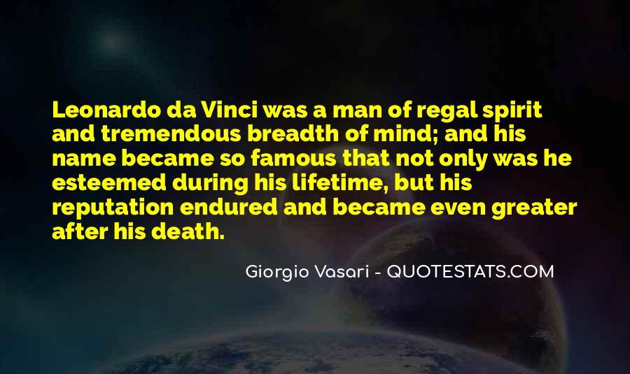 Famous Vasari Quotes #960831