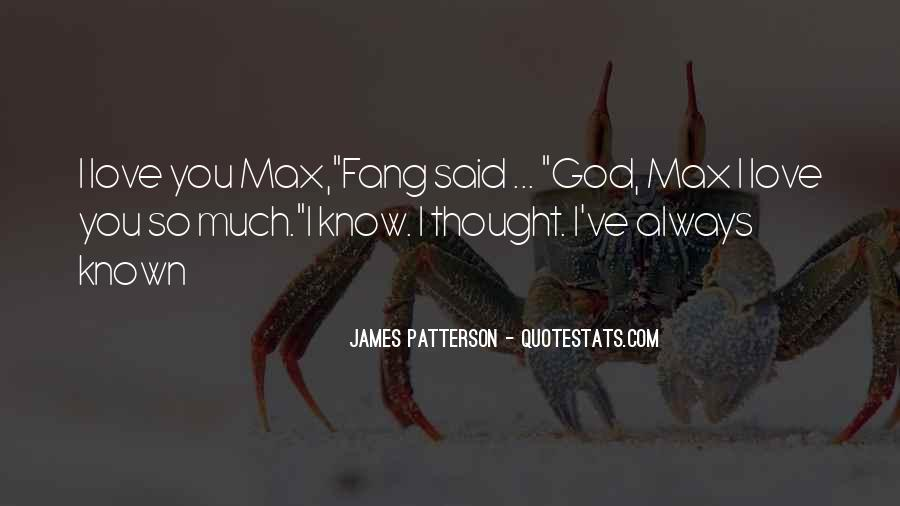 Fang Quotes #406383