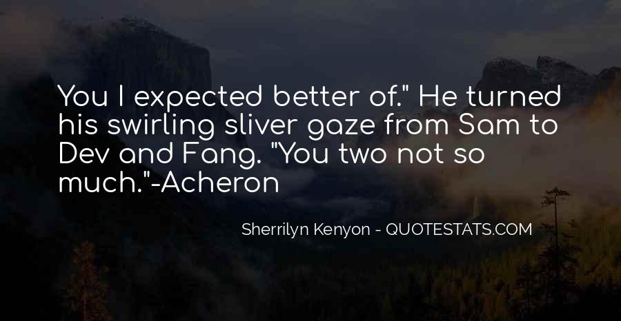 Fang Quotes #870267