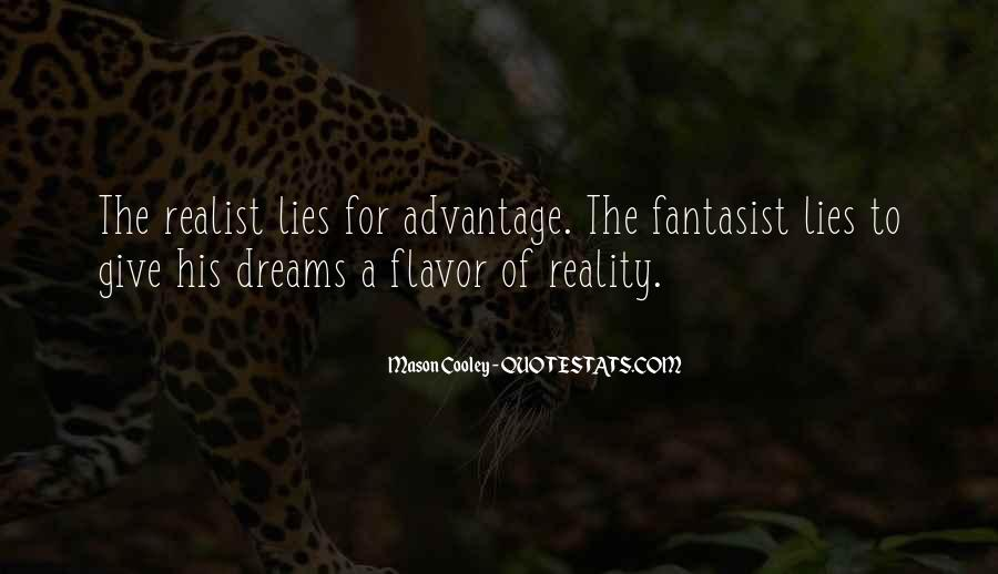 Fantasist Quotes #781199