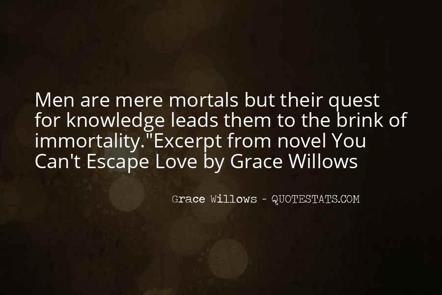 Fantasy Novel Love Quotes #1031454