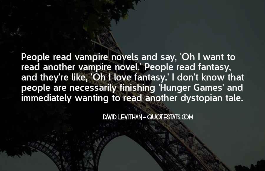 Fantasy Novel Love Quotes #1284680