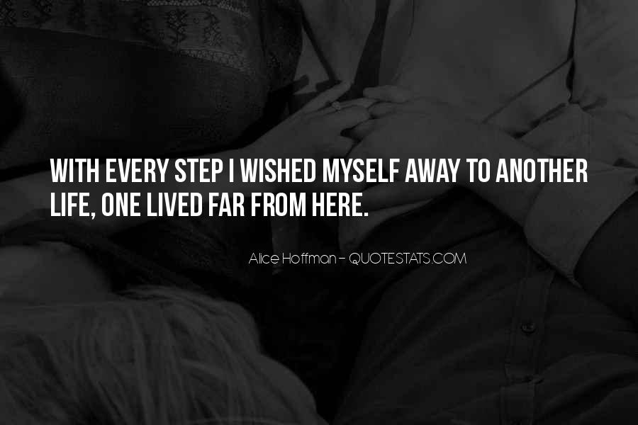 Far Away From Here Quotes #1151843