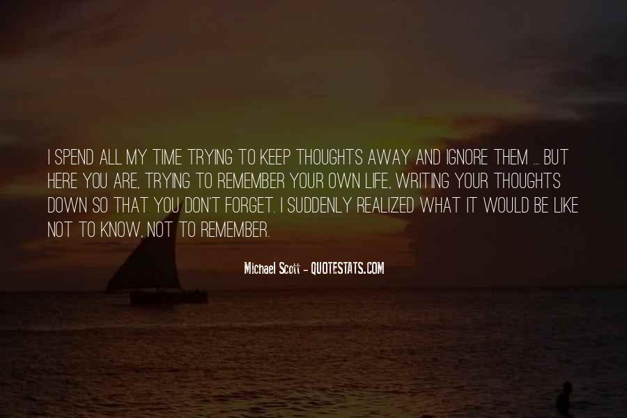 Far Away From Here Quotes #33585