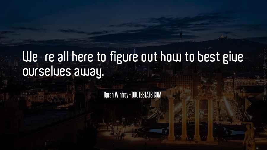 Far Away From Here Quotes #41995