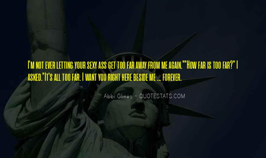 Far Away From Here Quotes #856318
