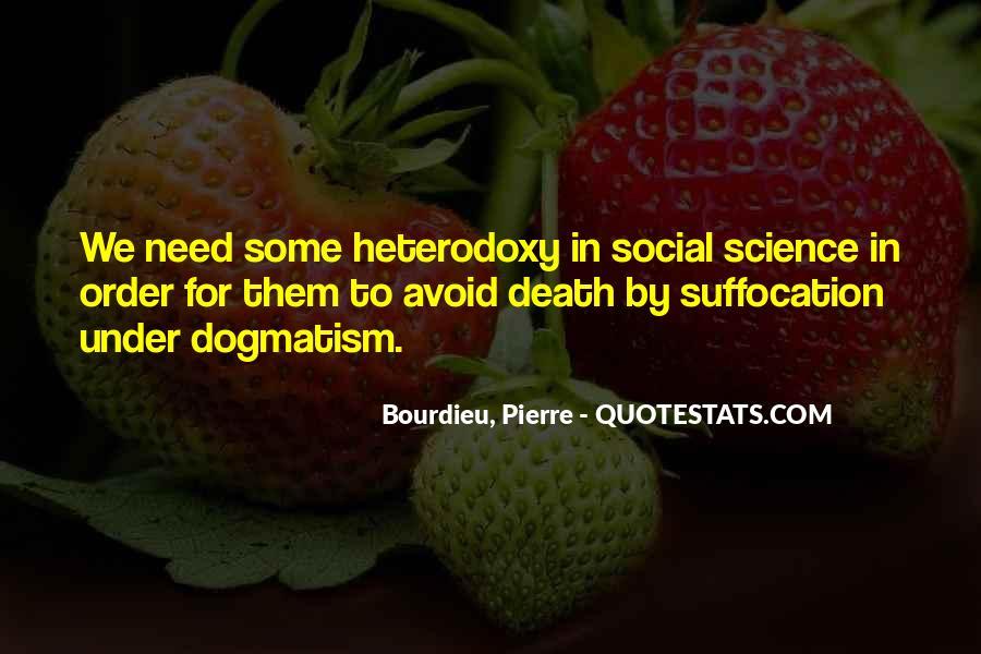 Quotes About Heterodoxy #1839314