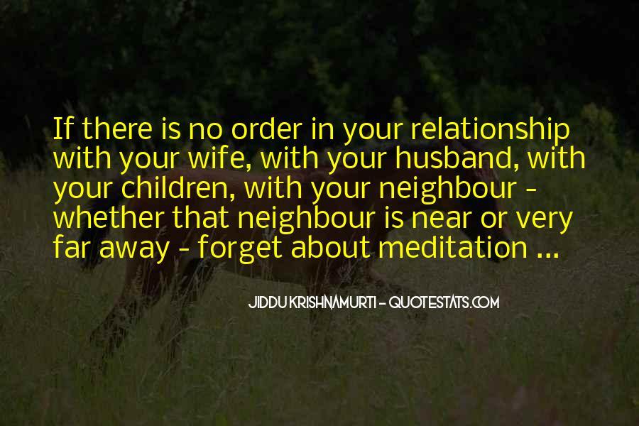 Far Far Away Love Quotes #148113