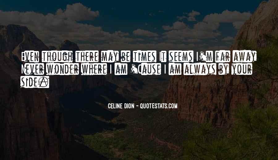 Far Far Away Love Quotes #1553678