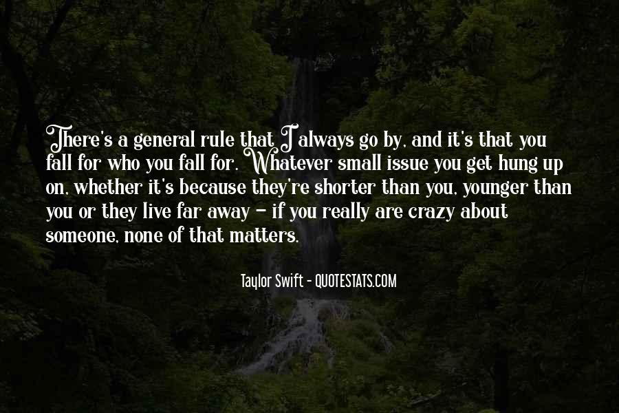 Far Far Away Love Quotes #227916