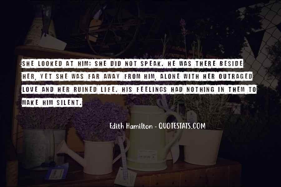 Far Far Away Love Quotes #505544