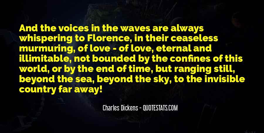 Far Far Away Love Quotes #564857