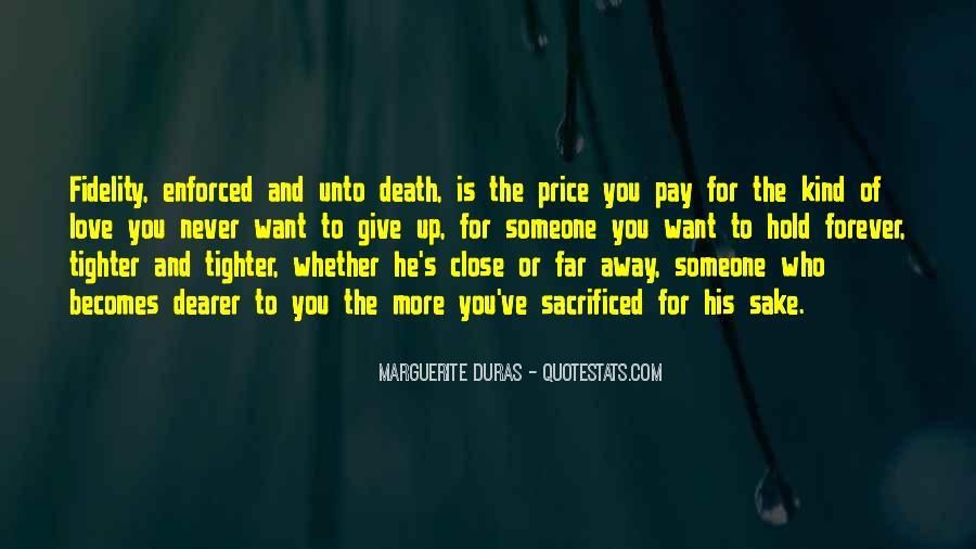 Far Far Away Love Quotes #667211