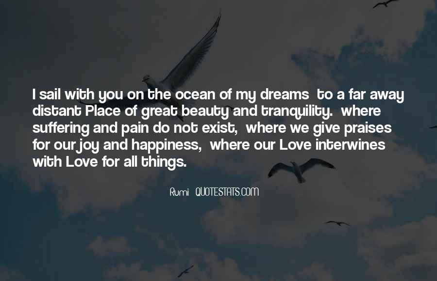 Far Far Away Love Quotes #72356