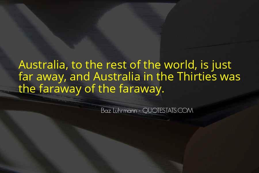 Faraway Quotes #1245226
