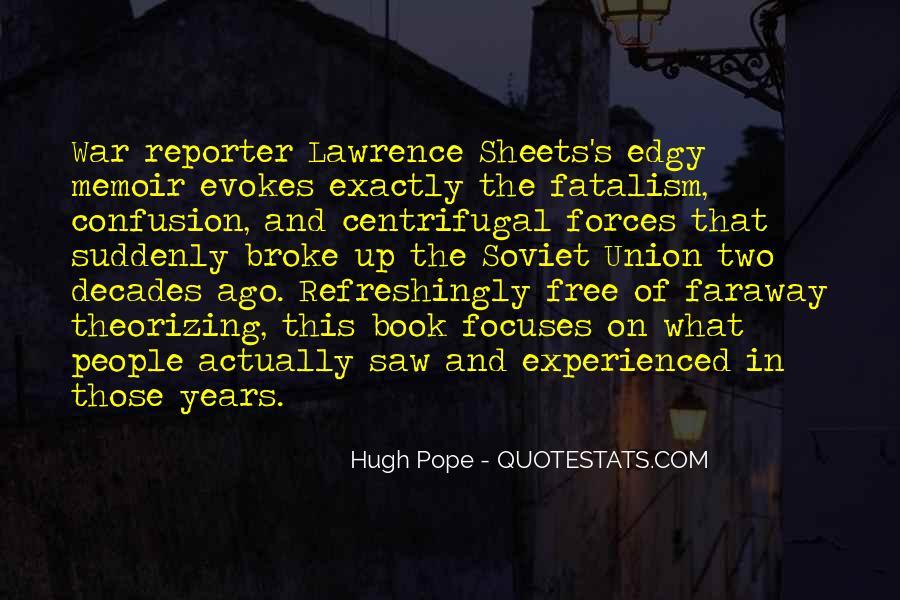 Faraway Quotes #1364576