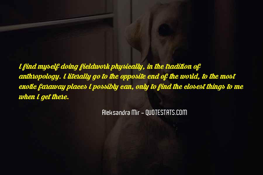 Faraway Quotes #1477840