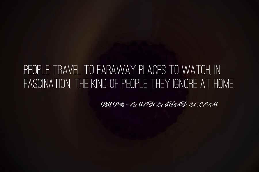 Faraway Quotes #1556317