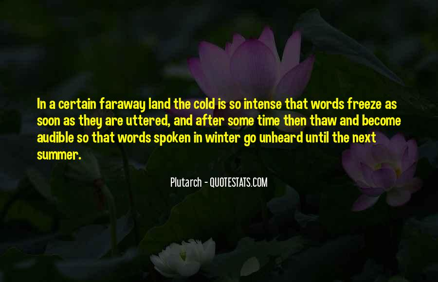 Faraway Quotes #456088