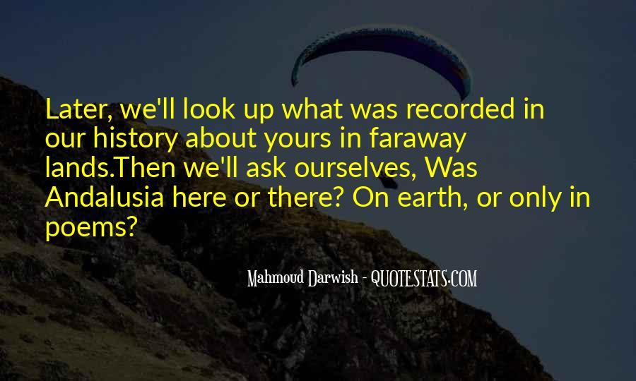Faraway Quotes #664590