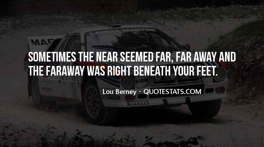 Faraway Quotes #722599