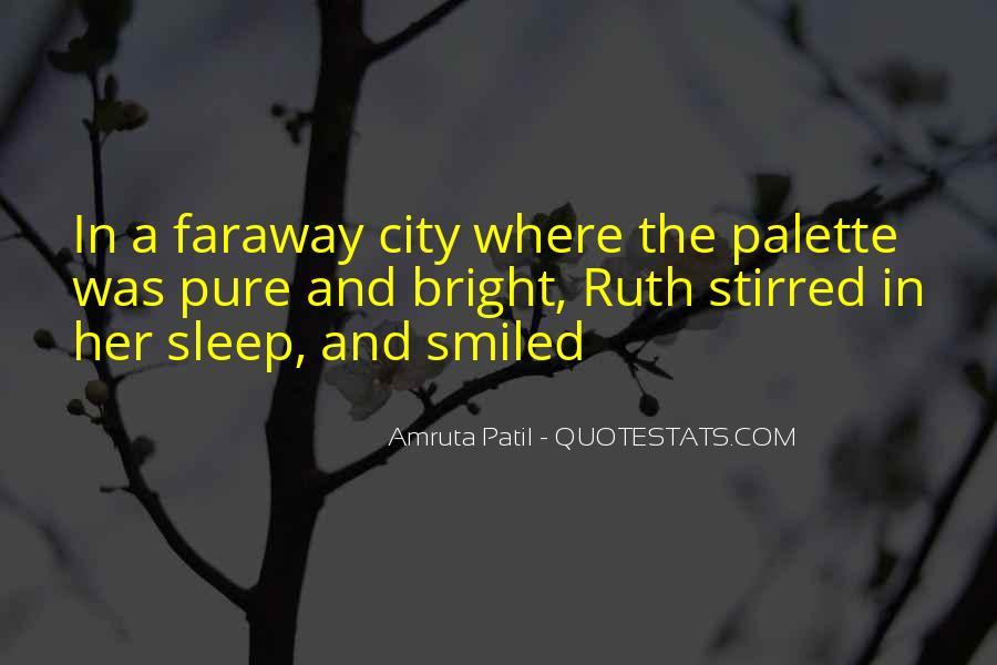 Faraway Quotes #734184