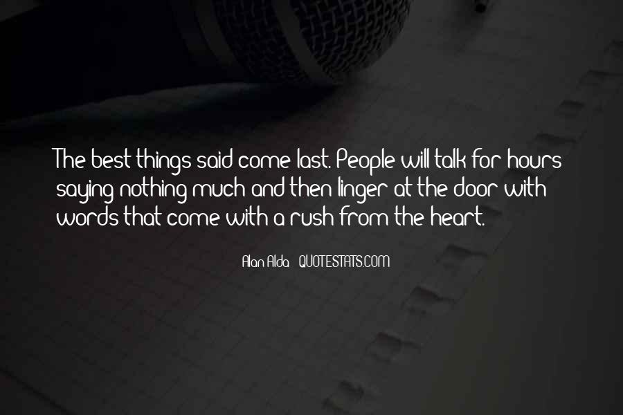 Farewell Is Not Goodbye Quotes #450957