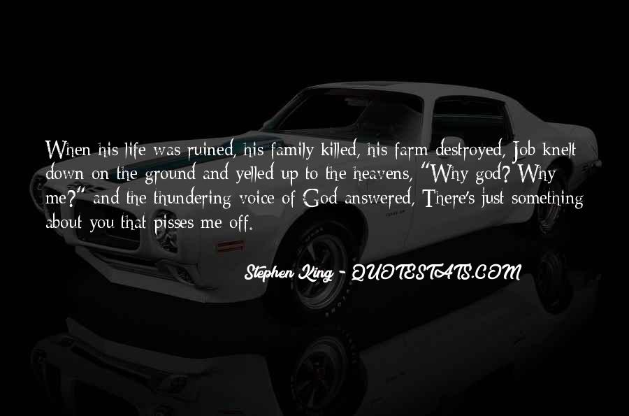 Farm And Family Quotes #1236222