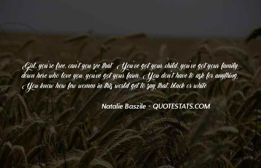 Farm And Family Quotes #198224