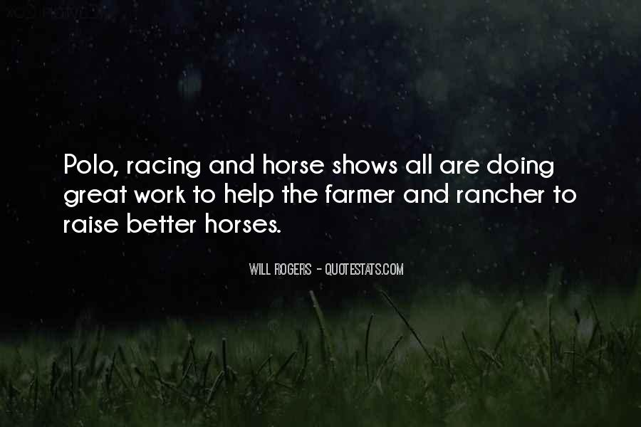 Farmer And Rancher Quotes #1087393