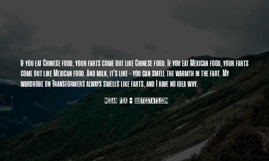 Fart Quotes #550707