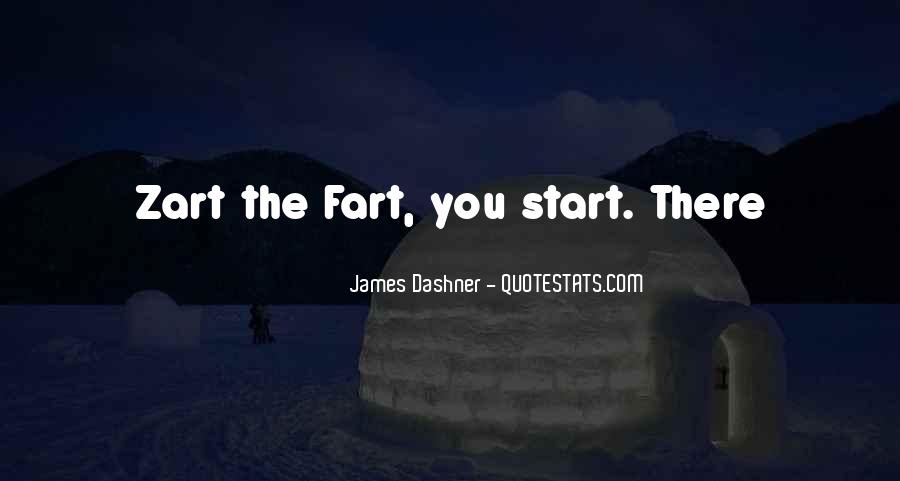 Fart Quotes #93727