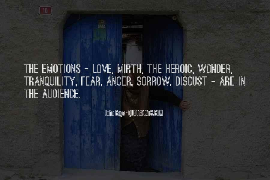 Quotes About Heroic Love #1616131