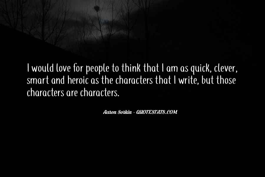 Quotes About Heroic Love #944089