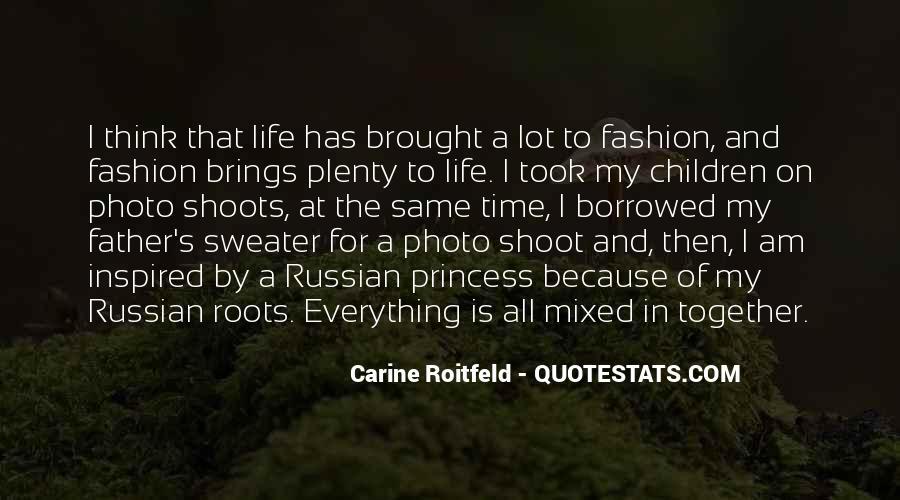Fashion Shoot Quotes #730331