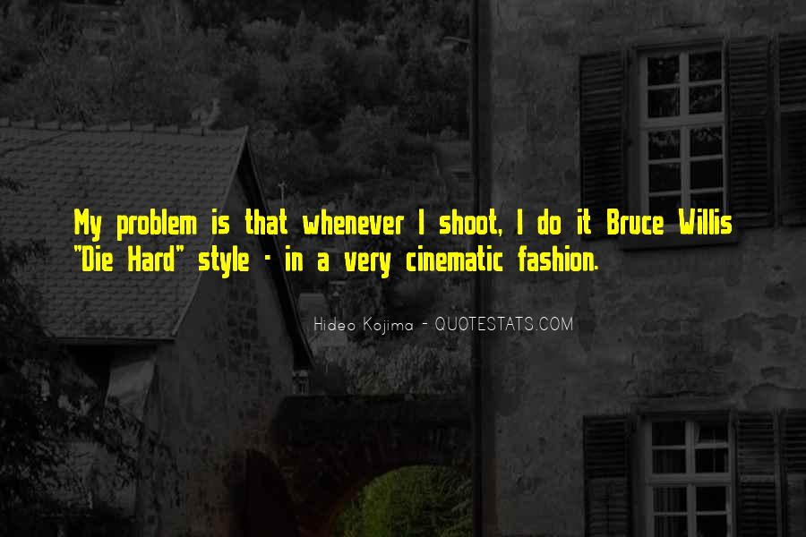 Fashion Shoot Quotes #806126